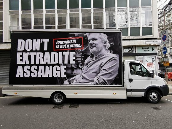 Letter from the Network in Defense of Humanity to Julian Assange
