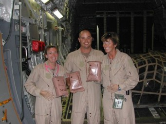 Air Force food
