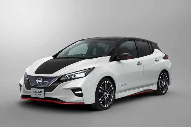 Nissan Leaf Mismo