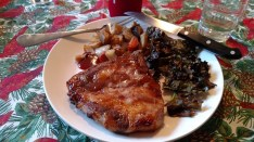 Cooked Chops