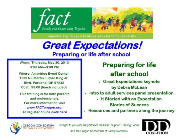 greatexpectationsflyer