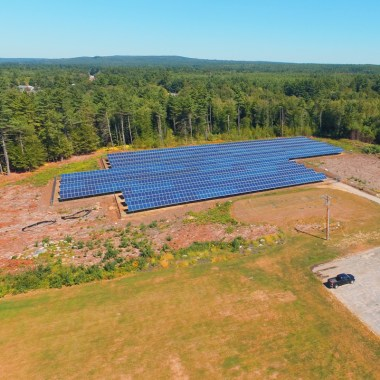 Independence Solar Delivers 650 kW Solar Array for Jarvis Cutting Tools