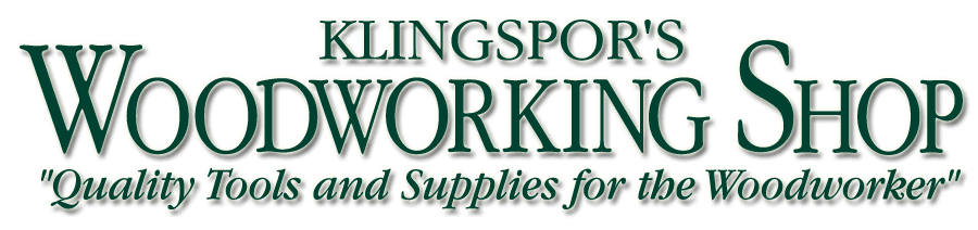 klingspors woodworking logo