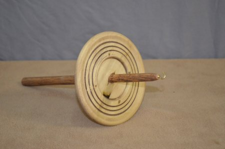 Drop Spindle by Ron Bruno for the Demo Challenge