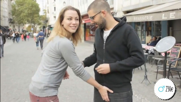 Video Women Grope Males Privates For A Good Cause