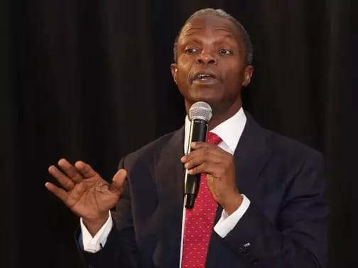Osinbajo, Biafra Agitation