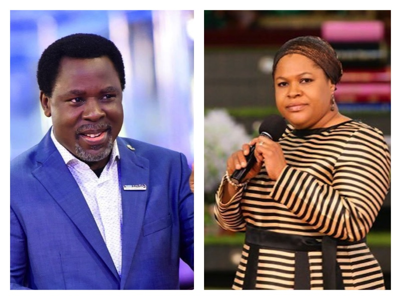 Synagogue Church Denies Reports That TB Joshua's Wife Has Been Appointed As  General Overseer – Independent Newspaper Nigeria