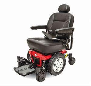 Jazzy 600 ES Power Chair
