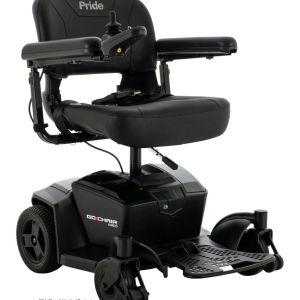 Pride Jazzy Go Chair Black