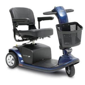 Victory 9 3-Wheel Scooter by Pride