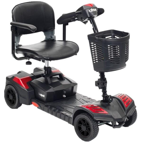 Open Box Drive Scout 4-Wheel EXT