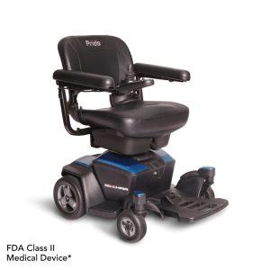 Open Box Pride Go Chair