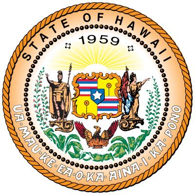 Hawaii: state seal. Art. Britannica Online for Kids. Web. 1 Feb. 2017. .