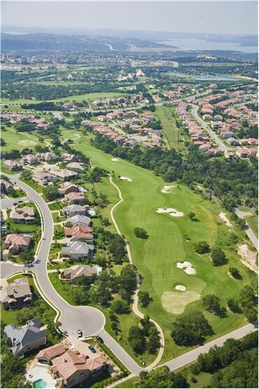 Golf community HOA