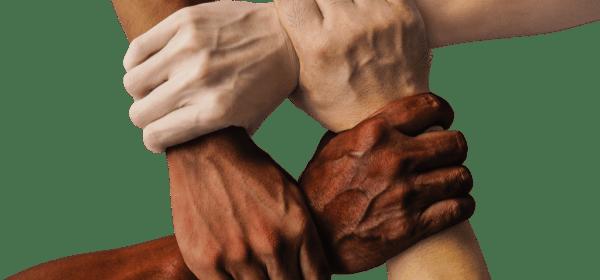 community-hand-unity people