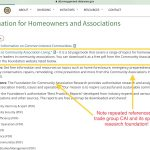 Delaware AG and CAI web pages