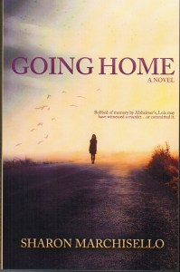 eThis is the book cover and featured image for Independent book review's book review of Going Home by Sharon Marchisello