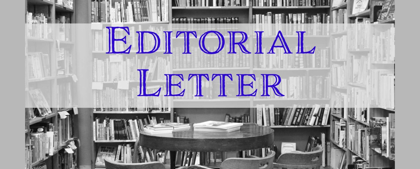 Independent Book Review offers an editorial letter service for your unpublished manuscript.