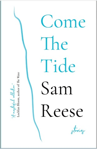 This is the book cover for Sam Reese's Come the Tide