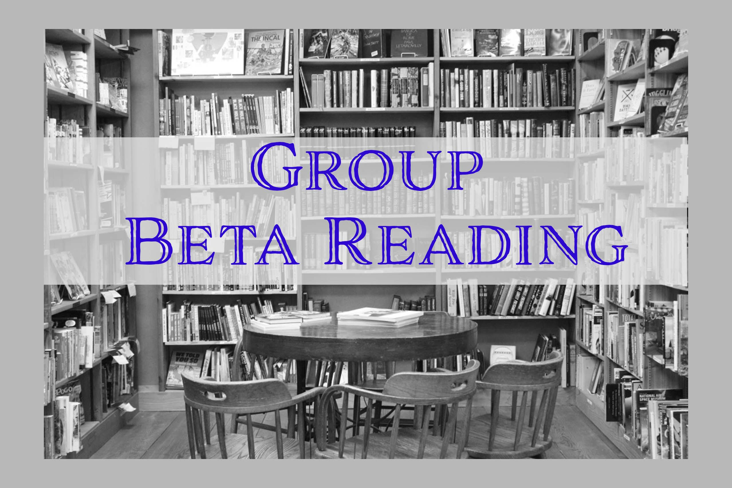 The IBR Group Beta Reading service offers unpublished authors guaranteed bulk feedback.