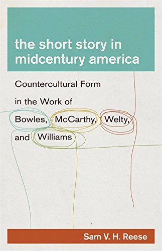 This is the cover photo for Sam Reese's first book The Short Story in Midcentury America