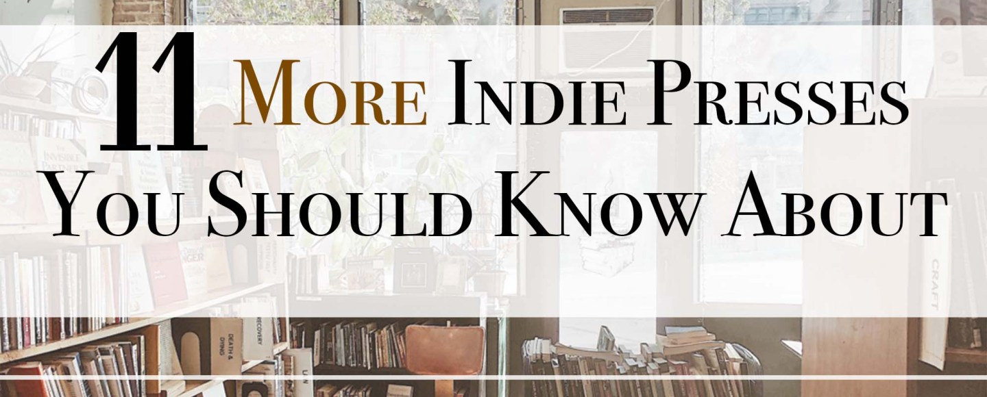 "This IBR original photo is for ""11 More Indie Presses You SHould Know About"" and the picture was taken at Downtown Books & News"