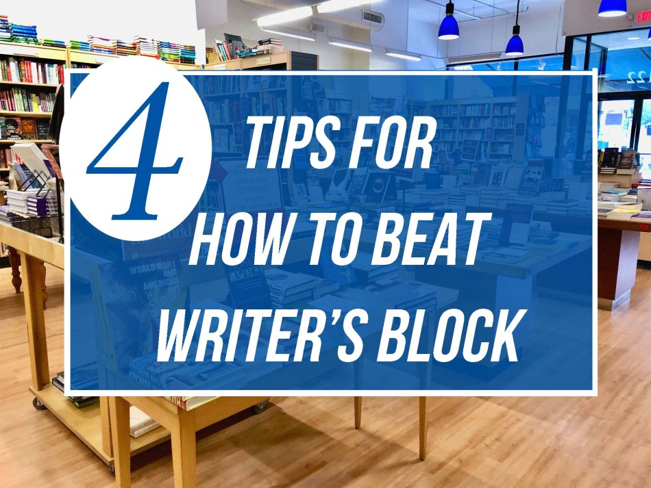 "This is the featured photograph for Independent Book Review's article ""4 Tips for How to Beat Writer's Block"" by Brie Junichi."