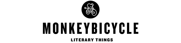 This is the logo for the literary magazine monkeybicycle