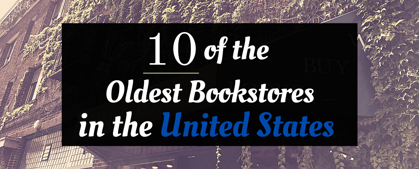 This is the featured photo for 10 of the oldest bookstores in the united states of America