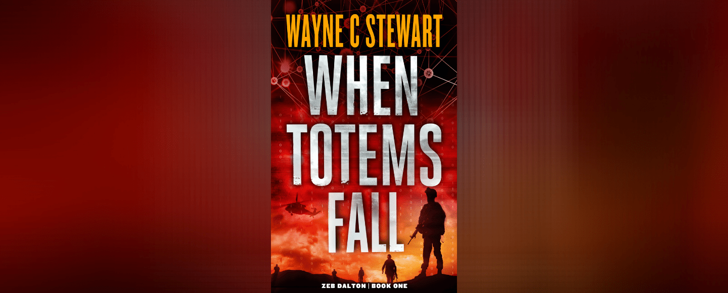 This is the featured photo for When Totems Fall by Wayne C Stewart