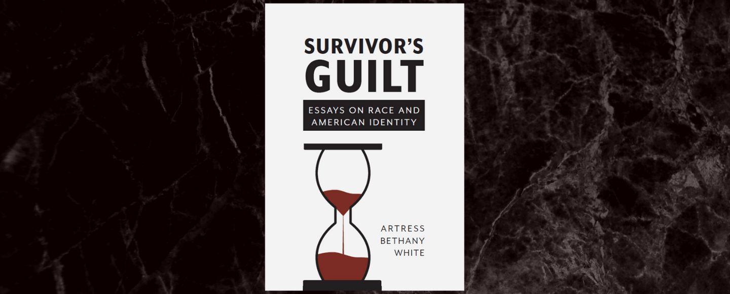 The featured image for Survivor's Guilt by Artress Bethany White, as reviewed by Independent Book Review