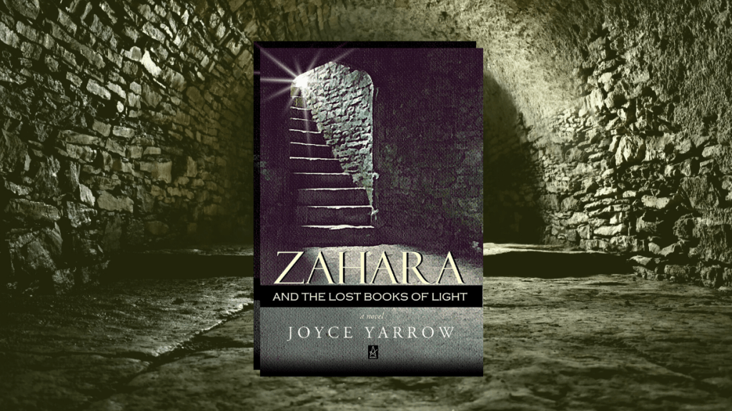 Zahara and the Lost Books of Light featured photo novel review