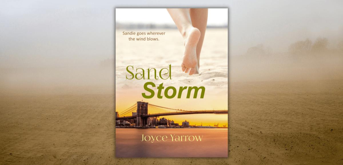 Sandstorm by Joyce Yarrow book review