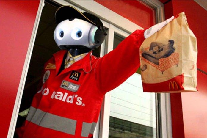 McDonalds-Robots