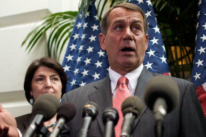 Boehner Endorses