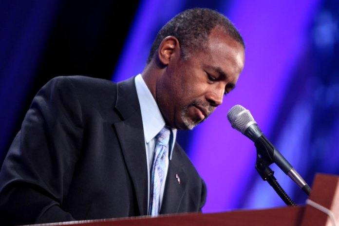 Carson To Drop