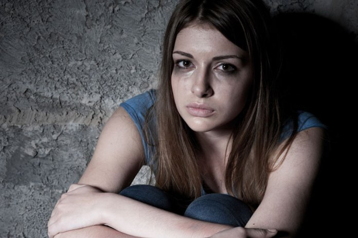 Girl Vicously Beaten