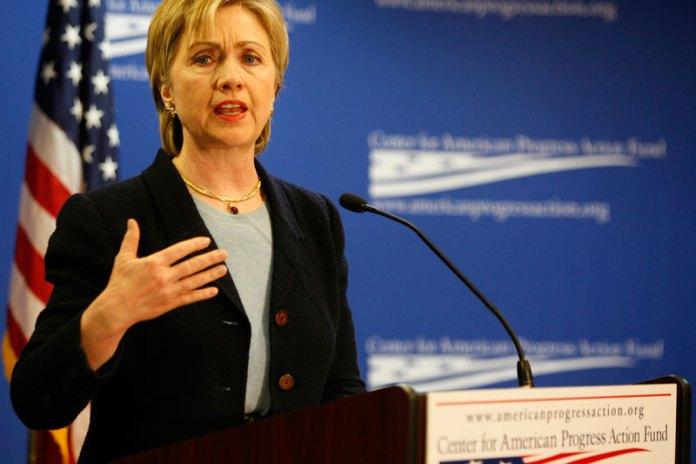 Hillary Clinton becoming the New Nixon