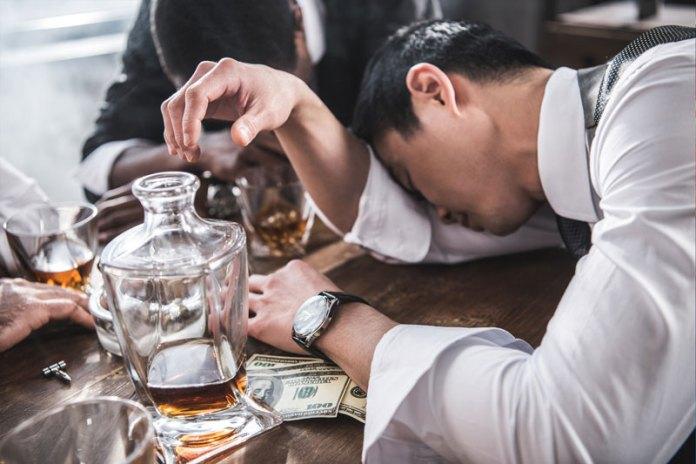 Drunk Bureaucrat
