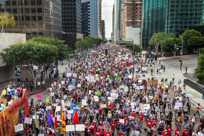 Speech March