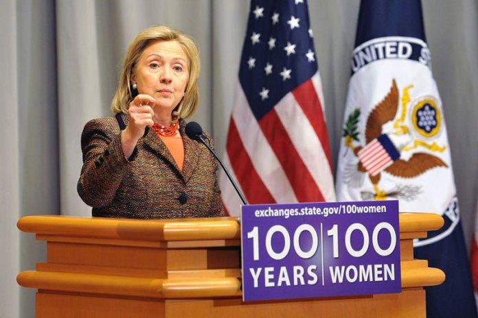 Clinton Hypocrisy