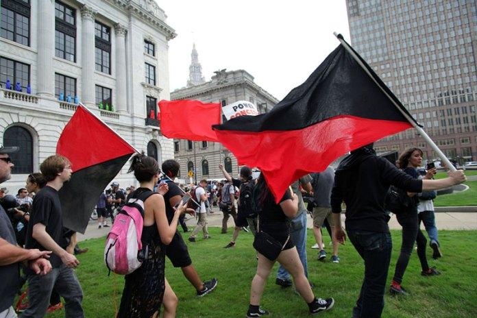Union Protesters