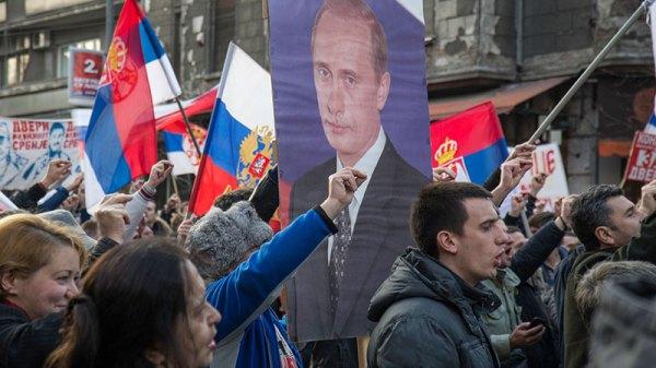 Putin Rally