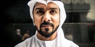 Bearded Muslim
