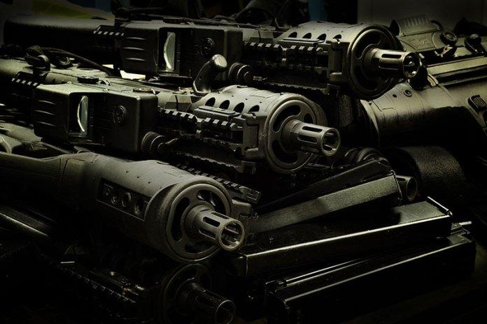 Gun Stockpile