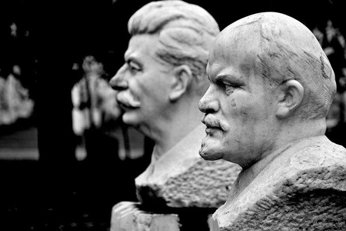 Stalin And Lenin