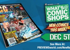 Now Available for PreOrder At PreviewsWorld: ICC Magazine