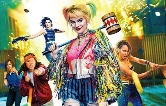 Celebrate the emancipation of the Fantabulous Harley Quinn 🎉