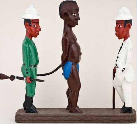 7 乔尔·菲尔德曼《奴隶》