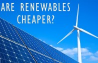 Are Renewables Cheaper?